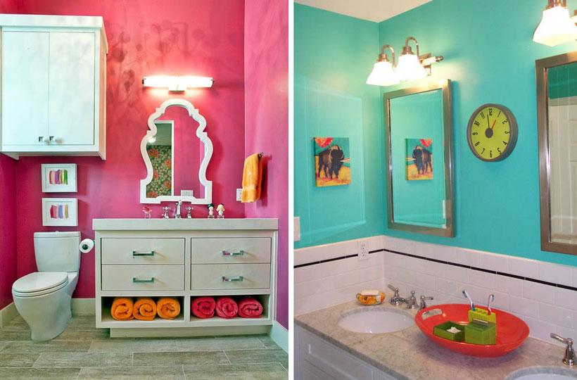 Banheiros: sim, eles também precisam ser decorados